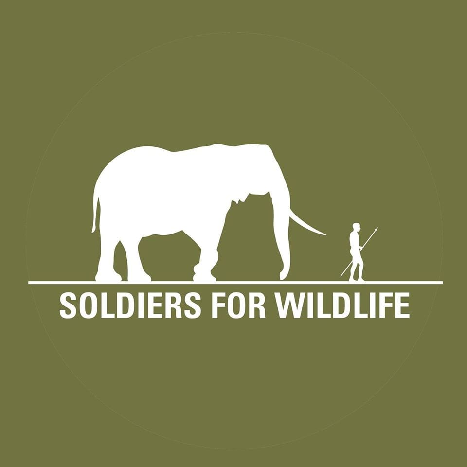 Soldiers For Wildlife logo